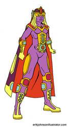 Crown Jewel Empress of Awesome by StardustDragon