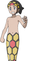 Mermay 2021: Brendan Mermaid Pokemon Artwork Edit