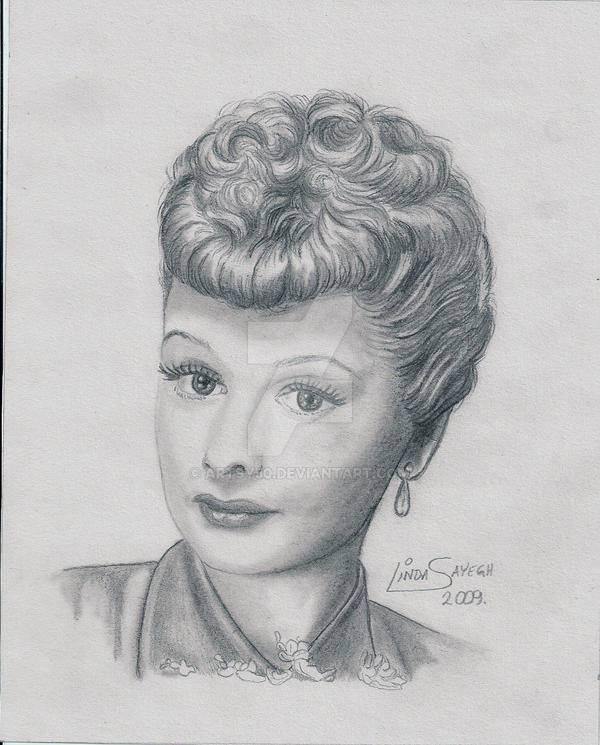 I Love Lucy by Artsy50 on DeviantArt