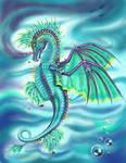 Painted Sea Dragon...