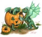 Happy Halloween Dragonlings...