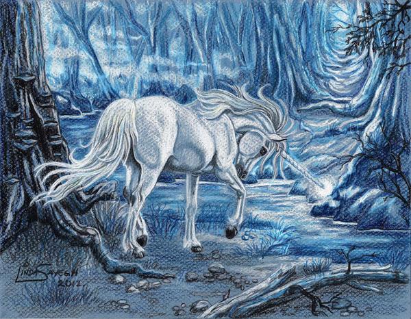 Moonlit Magic... by Artsy50