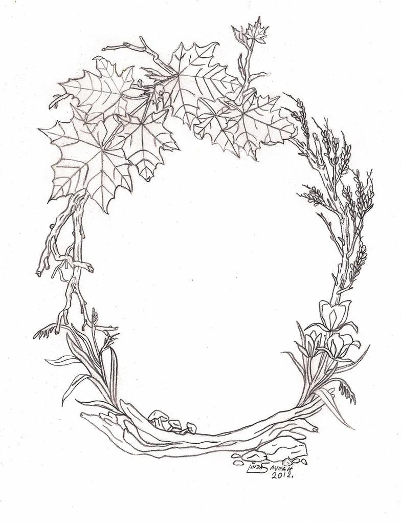 Embroidery Design Woodland Animals