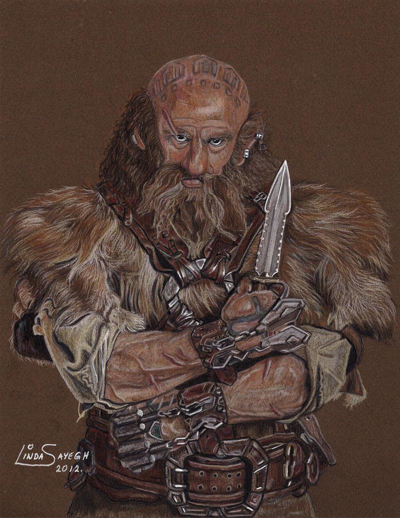 Dwalin... by Artsy50