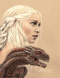 Mother of Dragons...