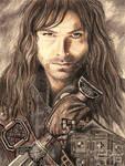 Kili, Aidan Turner... by Artsy50