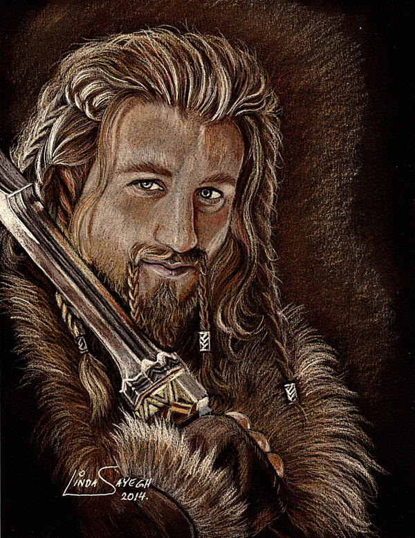 Fili, Dean O'Gorman by Artsy50