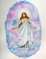 Jesus is Risen... by Artsy50