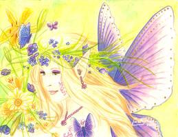 Flower Fae by Artsy50