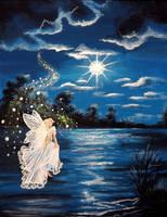 Moonlit Faerie by Artsy50