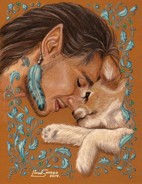 Puppy Love by Artsy50