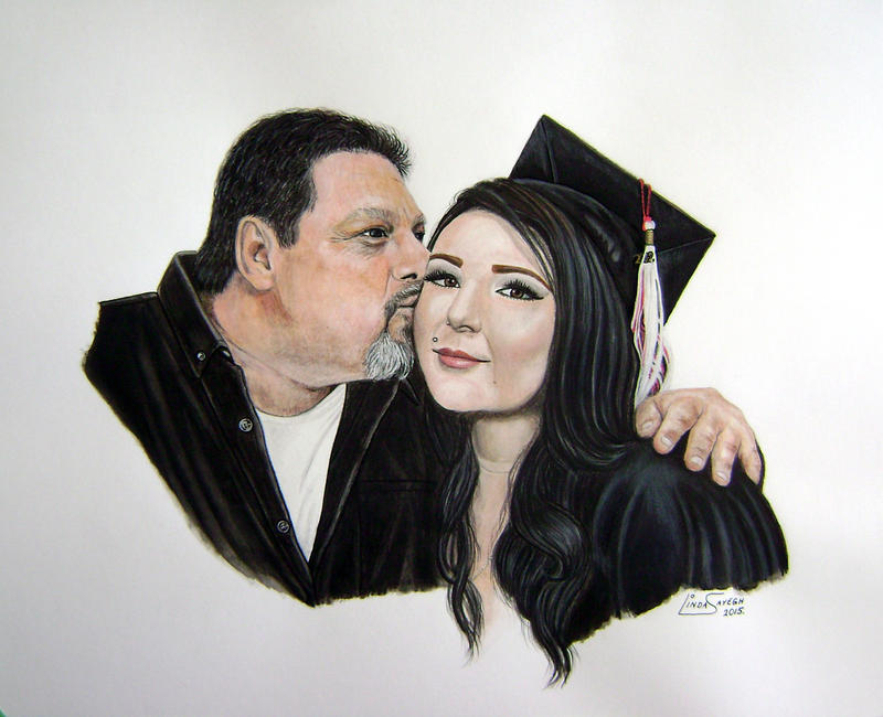 Graduation Day...Commission by Artsy50