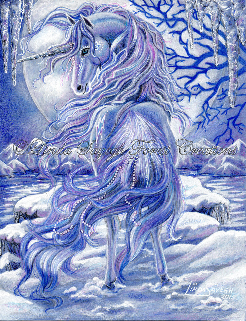 Ice Unicorns