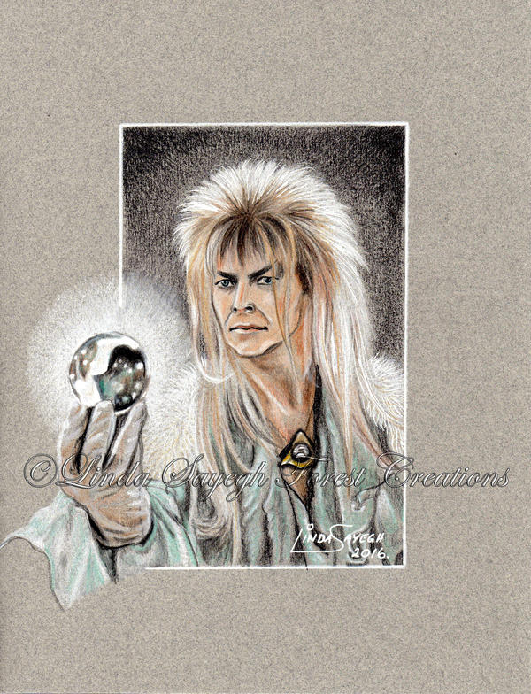 The Goblin King by Artsy50