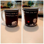 have this mug... fills me with determination!