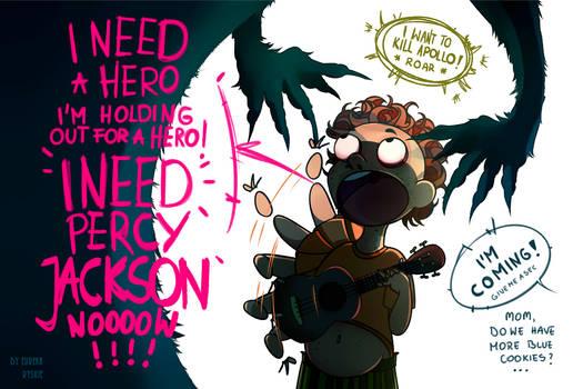 I need Percy Jackson