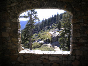 Window on Yosemite