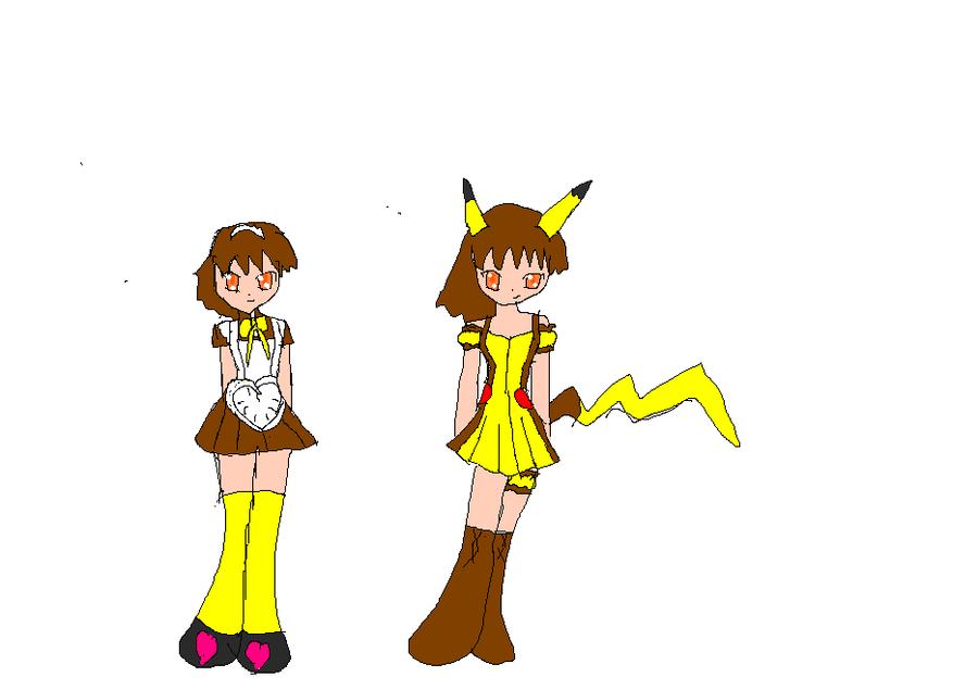 mew pikachu by pokemon-to-mew-club