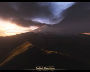 Endle's Mountain by genocide-54