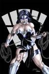 Wonder Woman Blackest Night Colors