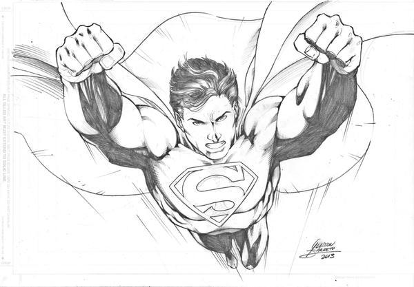 Superman by jgledson