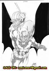 BATMAN by jgledson