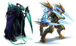 Protoss Campaign Concepts