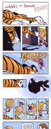 Hobbes and Bacon by Phill-Art