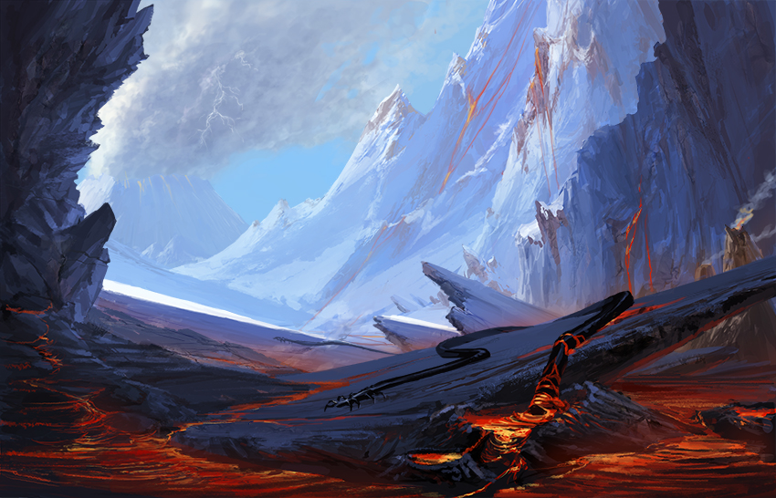 Planet Concept 5 by Phill-Art