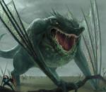 Slime Dragon