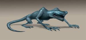 Concept Alien Commission Necrilid by Phill-Art