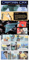 My New Webcomic - Captain Cax
