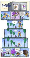My New Webcomic: SCRIBBILY!