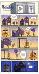 My New Webcomic: SCRIBBILY! #2