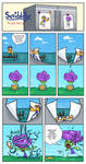 My New Webcomic: SCRIBBILY! #3