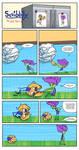 My New Webcomic: SCRIBBILY! #4
