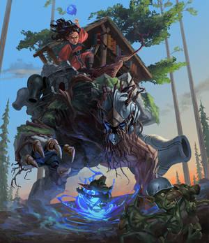 Explore Best Warforged Art On Deviantart