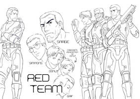 Red vs Blue - Red Team