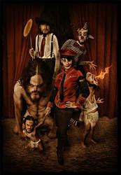 circus heile mania by Heile