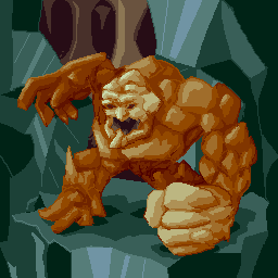 Titan Golem by phanxgames