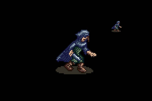 Pixel Monster: Thief