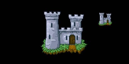 Icon: Castle/Base