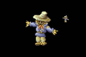 PixelArt: Scarecrow