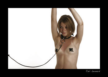 The leash by JWLphotography