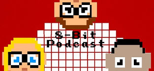 8-Bit POdcast Logo