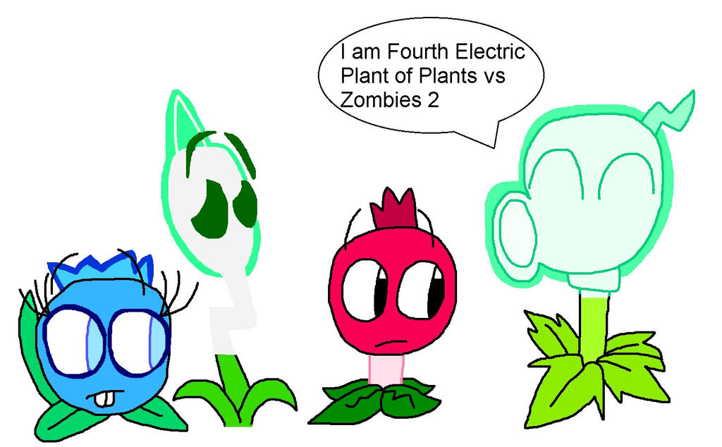 new electric plant of plants vs zombies 2 by lygiamidori on deviantart