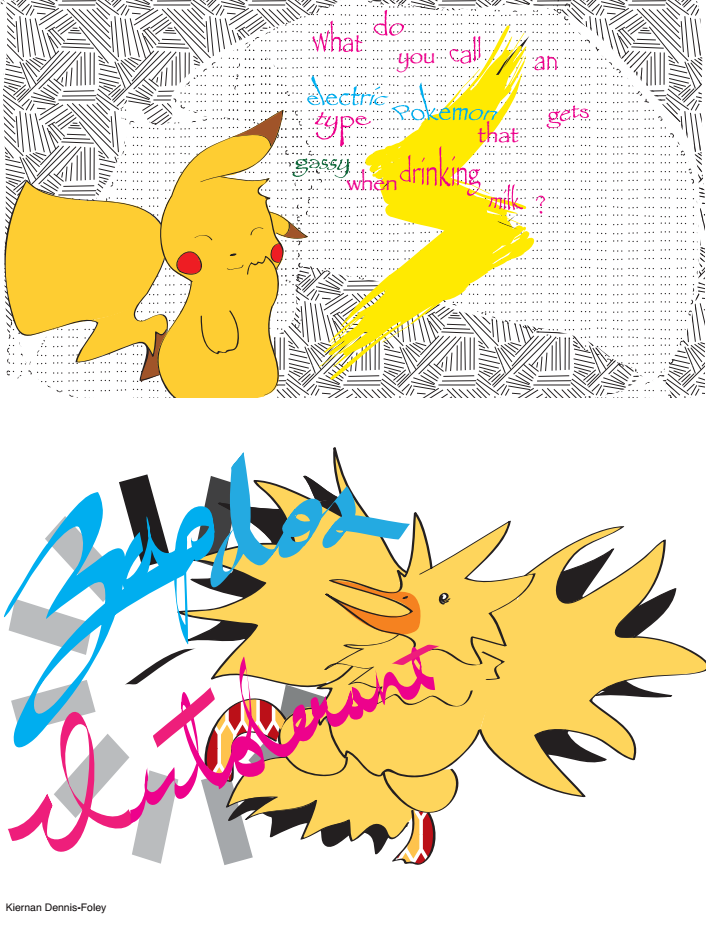 What do you Call an Electric type pokemon that... by RainAtronach