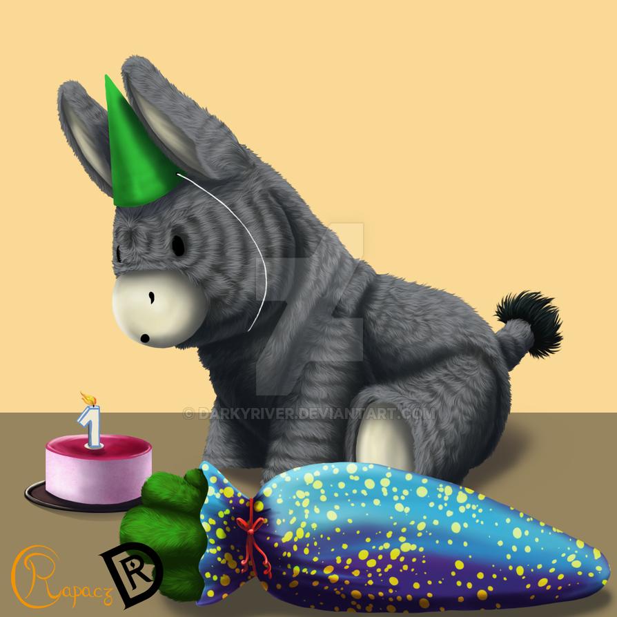 Happy Birthday Tipluch! by DarkyRiver