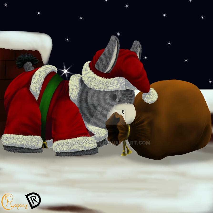 Santa Tipluch by DarkyRiver