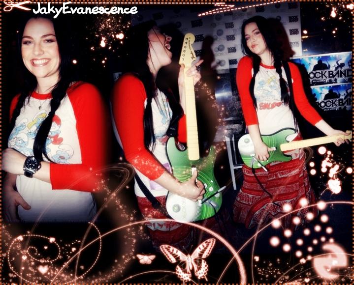 Amy Lee 2008